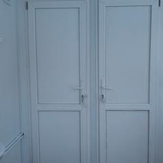 Дверь межкомнатная ПВХ сэндвич глухая