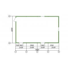 Модульный цех пищевого производства из 4 блок-контейнеров